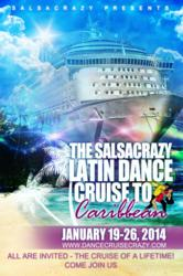 SalsaCrazy.com Announces Dance Cruise to the Caribbean, 1/19