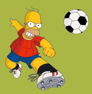 20th C FOX to Celebrate THE SIMPSONS & Soccer with Global Campaign