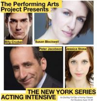Susan Blackwell, Billy Crudup, Maria Dizzia, & More to Teach at NY Acting Intensive, 11/17