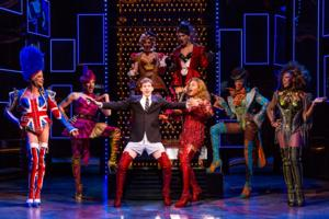 DIRTY DANCING, CINDERELLA, KINKY BOOTS, PIPPIN and More Set for SunTrust Broadway at DPAC's 2014-15 Season