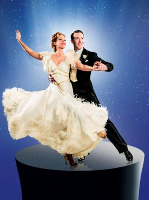 Burkitt And Gooch Lead Cast In UK Tour of TOP HAT!