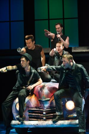 BWW Reviews : Ogunquit Playhouse Opens with GREASE