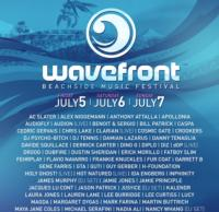 WAVEFRONT MUSIC FESTIVAL Announces Second Wave of Artists
