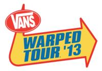 Vans Warped Tour Kicks Off Attractions and Activities Today