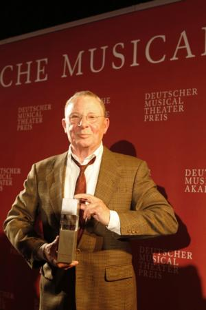 Helmut Baumann Receives German Musical Theater Award in Berlin