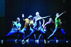 Bad Boys of Dance to Perform at London's Peacock Theatre, 10-28 June