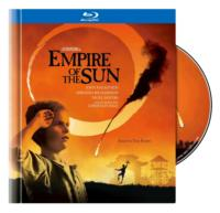 EMPIRE OF THE SUN Due as Blu-ray Book on 11/3