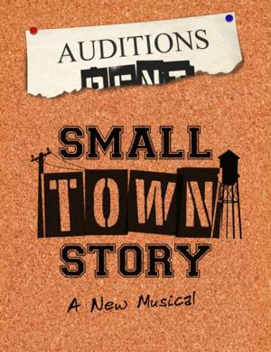 New York Theatre Barn to Perform SMALL TOWN STORY Demo Concert, 9/23