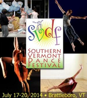 2nd Annual Southern Vermont Dance Festival Set for 7/17-20