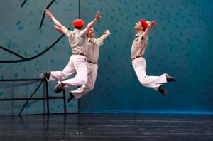 Paul Taylor Dance Company to Perform at Auditorium Theatre, 5/17-18