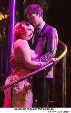 BWW Reviews: DOMA Inaugurates DORIAN'S DESCENT