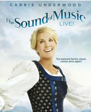 Carrie Underwood Excited and Nervous for Upcoming THE SOUND OF MUSIC - Live!