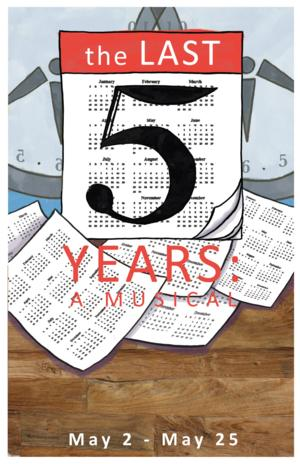 THE LAST 5 YEARS to Open 5/2 at Seacoast Repertory Theatre