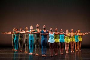 BWW Reviews: DANCE THEATRE OF HARLEM Celebrates 45 Years After Coming Back from the Brink