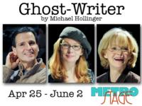 Susan Lynskey to Lead MetroStage's GHOST-WRITER; Full Cast Announced!