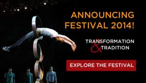 2014 INTERNATIONAL FESTIVAL OF ARTS & IDEAS to Feature US Premiere of THE EVENTS, TRACES and More, 6/14-28