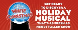 James Clow, David Elder, Trista Moldovan & Meredith Patterson to Lead WHITE CHRISTMAS National Tour