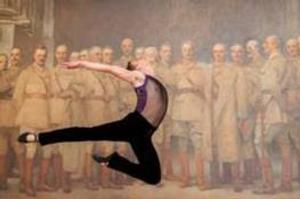 English National Ballet Presents First World War Themed Premiere at the National Portrait Gallery Today