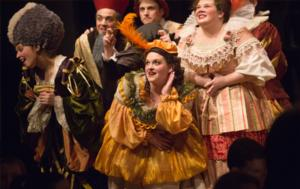 Oakland University Presents L'INCORONAZIONE DI POPPEA Today