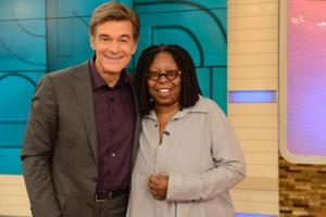 Whoopi Goldberg & More Set for DR. OZ SHOW's 'Make It Happen May'