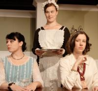 BWW Reviews: Scandalously Polite Hilarity at Theater Schmeater in FALLEN ANGELS