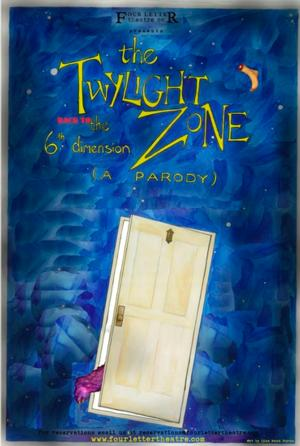 BWW Reviews: THE TWYLIGHT ZONE: BACK TO THE 6TH DIMENSION is a Parody Best Appreciated by Fans of the Original TV Show