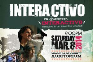 Interactivo, Featuring Roberto Carcasses, Brings Cuba to Miami Tonight