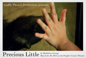 Gadfly Theatre Productions Stages PRECIOUS LITTLE, Now thru 3/30