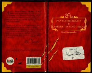 Warner Bros. to Adapt JK Rowling's FANTASTIC BEASTS AND WHERE TO FIND THEM Into a Trilogy