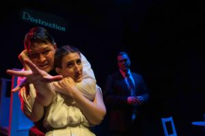 BWW Reviews: Molotov Theatre Group Horrifies with Macabre NORMAL at DCAC