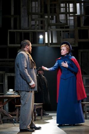 BWW Reviews: ACT's MAJOR BARBARA a Major Triumph