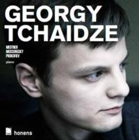 Pianist Georgy Tchaidze Releases All-Russian Recording with Honens