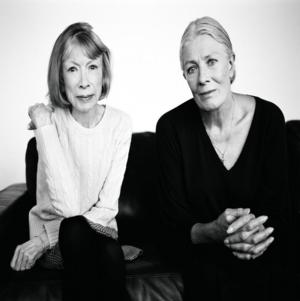 Vanessa Redgrave to Read Joan Didion's 'Blue Nights' to Benefit BC/EFA