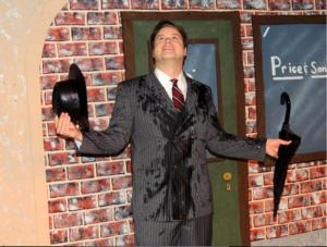 Way Off Broadway to Celebrate Mother's Day with Special Performance of SINGIN' IN THE RAIN, 5/11