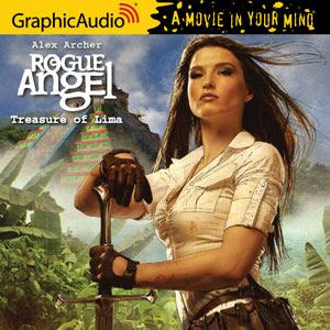 GraphicAudio Releases ROGUE ANGEL 46: TREASURE OF LIMA