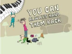 Mercury Theatre to Continue Made in Colchester 2014 Season with YOU CAN ALWAYS HAND THEM BACK, 13-28 June