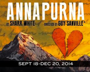 ANNAPURNA to Play Purple Rose Theatre, 9/18-12/20