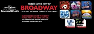Broadway in Atlanta's 2014-2015 Series Special to Air Tomorrow on WSB-TV