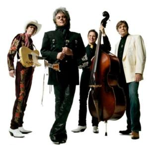 Marty Stuart to Play Omaha's Holland Performing Arts Center, 5/2