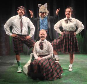 BWW Interview: Steven C. Anderson Offers a Familiar Story from a New Prospective