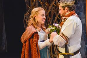 BWW Review: CAMELOT: Jewels in the Crown