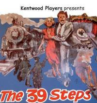 Kentwood Players Present THE 39 STEPS, 1/11-2/16