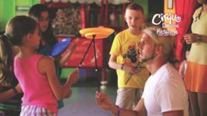 Cirque Dreams KidsTime Summer Camp at Broward Center Set for 7/14-15