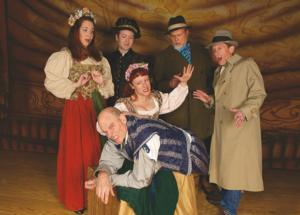 KISS ME, KATE Opens at the Village Players, 5/2