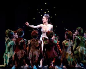 Pacific Northwest Ballet Presents A MIDSUMMER NIGHT'S DREAM, Now thru 4/19