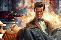 BBC America to Air DOCTOR WHO Christmas Special, 12/25