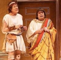 A FUNNY THING HAPPENED ON THE WAY TO THE FORUM, Starring Geoffrey Rush, Will Close January 6 in Melbourne
