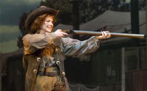 BWW Reviews: ANNIE GET YOUR GUN, New Alexandra Theatre Birmingham, July 2 2014
