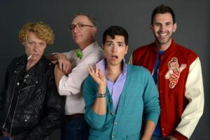 Fringe Theatre Company Premieres 'Evening of Autobiographical Stories' SETTING THE RECORD GAY, 6/13
