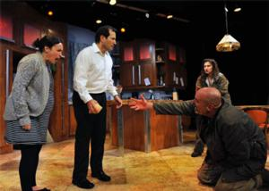 BWW Reviews: Orlando Shakes' CORTEZ METHOD is All Sound & Fury, Signifying Nothing